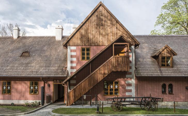 Rekonstrukce Svycarna Slatinany